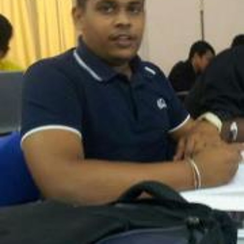 Dharsen Revi's avatar