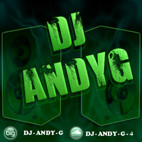 Andy Garrett  DJ ANDY G's avatar