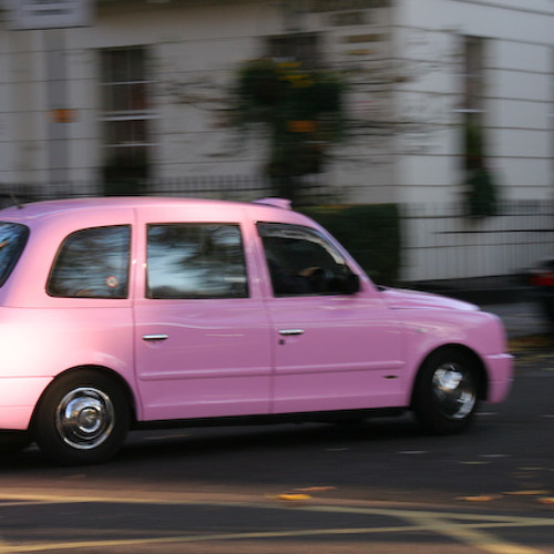 Pink Cab Driver's avatar
