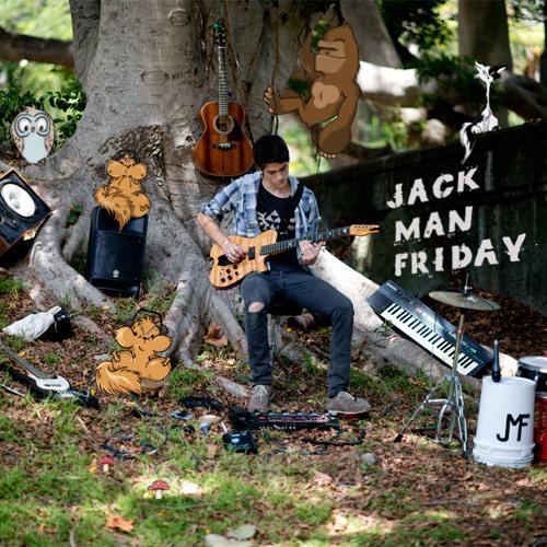 Jack Man Friday's avatar