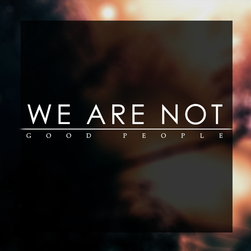 WE ARE NOT's avatar