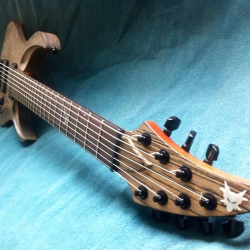 "Hapas Guitars - ""The Phily"" (quick soundtest)"