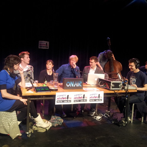ImprovFM LIVE! | AIR | at IMPRO Amsterdam 2013