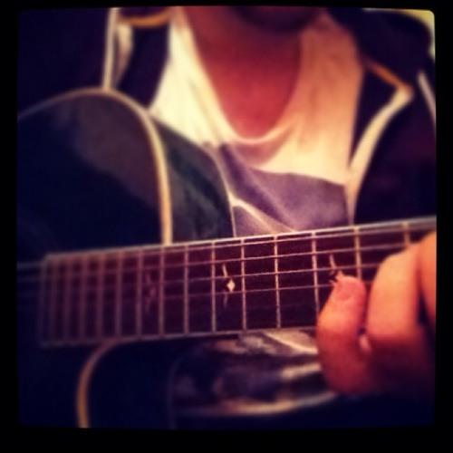 Kodaline - High Hopes (Dan Han Acoustic Guitar Cover) at Crumlin