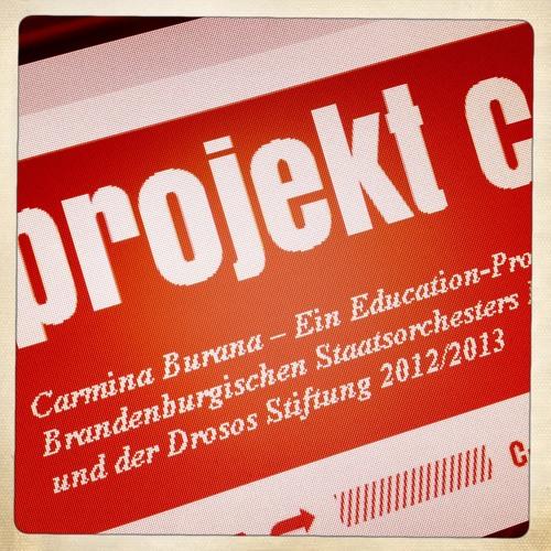 Education Projekt Frankfurt (Oder) - Folge 4 Carmina Burana