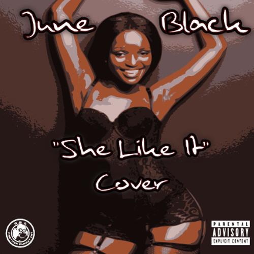 """""""June Black""""'s avatar"""