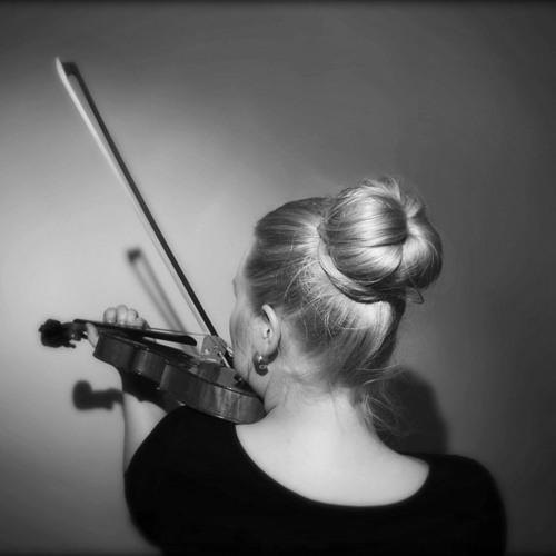 Johan Sebastian Bach: Adagio for violin solo in G minor, Sonata 1