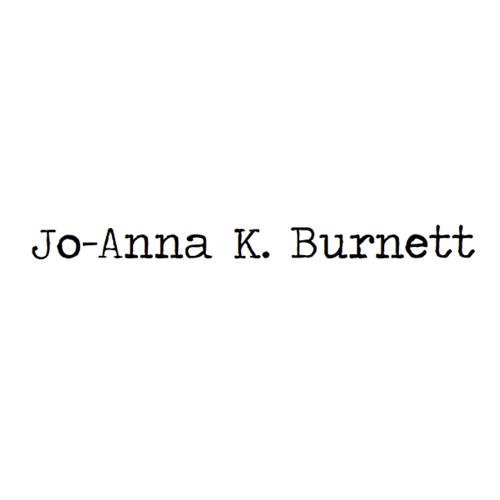 Jo-Anna K. Burnett's avatar