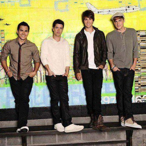 Big time rush - Dance, Dance, Dance