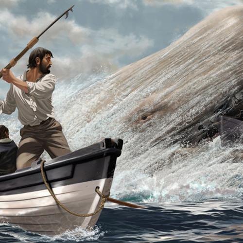 Captain Ahab - Urlaubsgrüße aus Stammheim