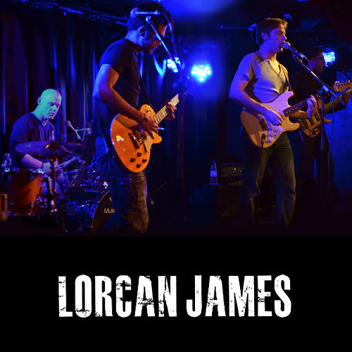 LORCAN JAMES - VIP