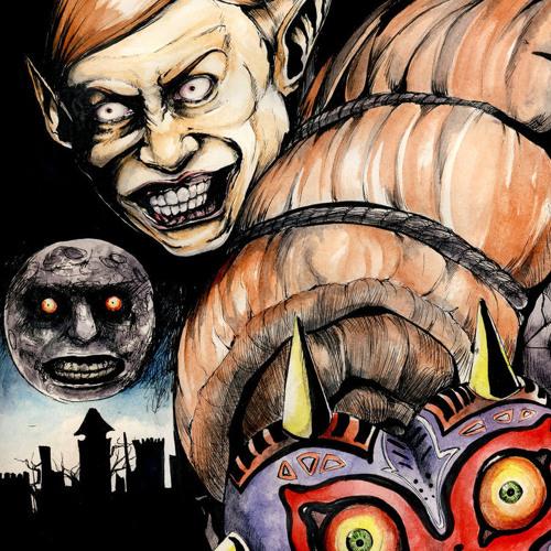 Mask, Moon, Salesman's avatar