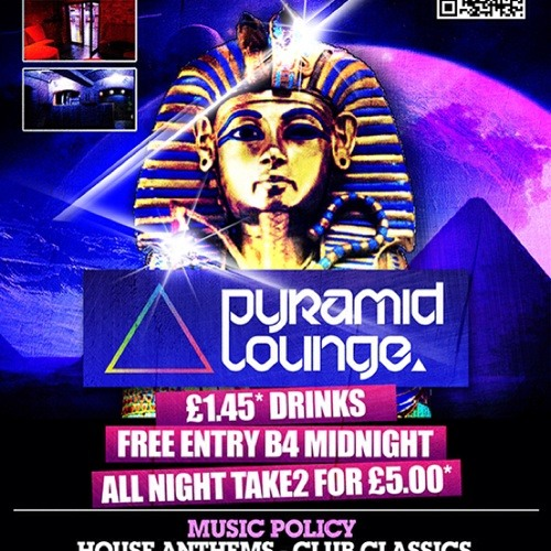 pyramid lounge