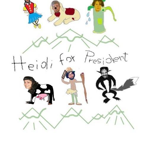 **Heidi For President**'s avatar