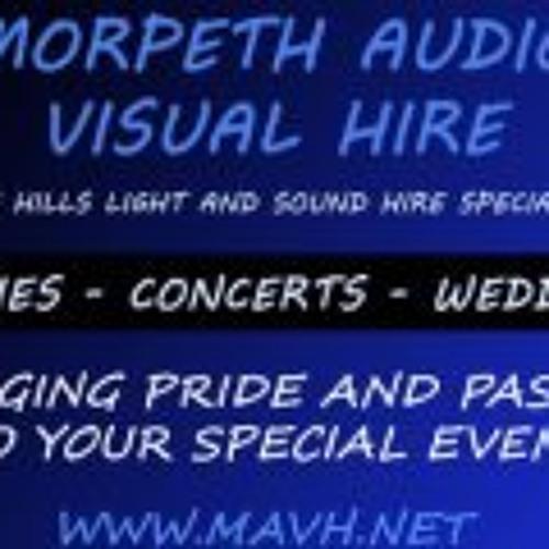 MorpethAudio VisualHire's avatar