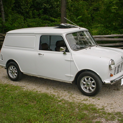 Mr Morris Mini Van's avatar