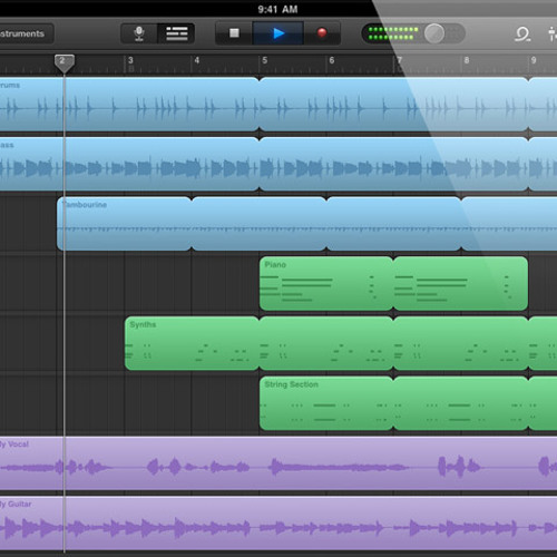 Our GarageBand Projects's stream on SoundCloud - Hear the