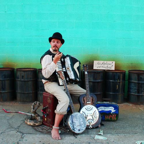 J.P.Whipple One Man Band's avatar