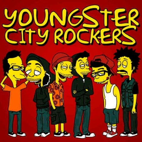 Youngster City Rockers - Pouring Threat
