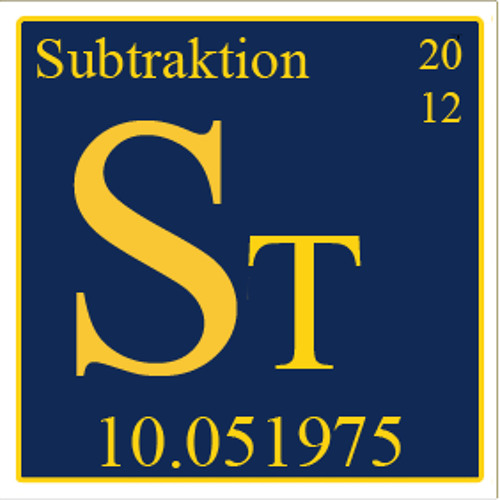 Subtraktion's avatar
