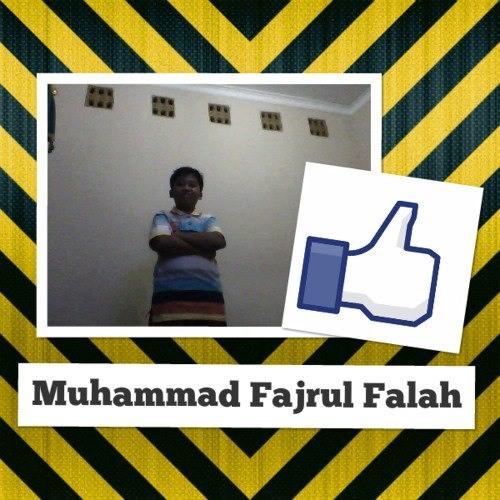 Muhammad Fajrul Falah's avatar