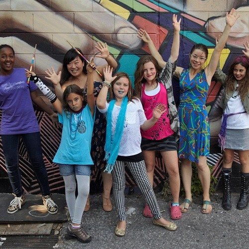 Girls Rock Camp Toronto's avatar