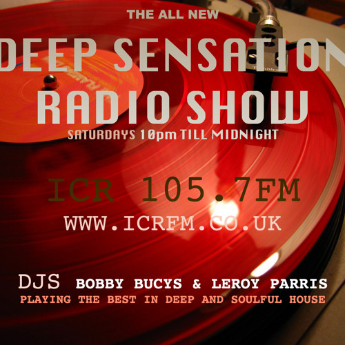 DeepSensation Radio Show's avatar