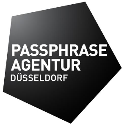 Passphrase Agentur's avatar