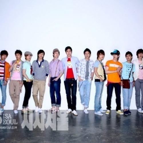 Super Junior - Mr.Simple Karaoke (Official Instrumental   Backup vocal)