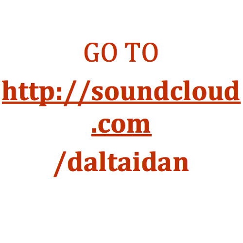 """Moving To """"Daltaidan""""'s avatar"""