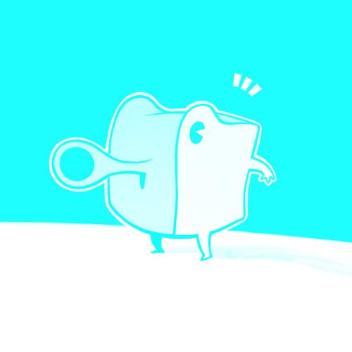 This is Qubit's avatar