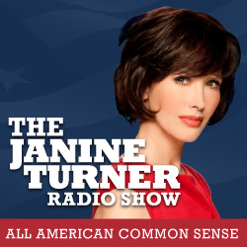 Janine Turner Show - 2013-08-21 - Jackie Gingrich Cushman