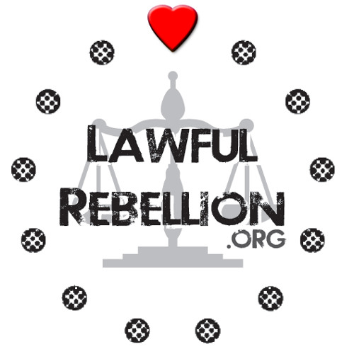 Lawful Rebellion Council Tax Reduction 210913