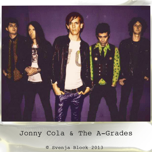 Jonny Cola & The A-Grades's avatar