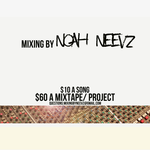 Mixing By Neevz's avatar