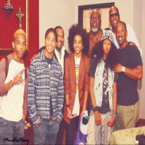 mindless behavior house party