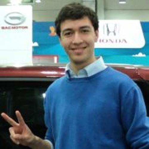 Guillermo González A.'s avatar
