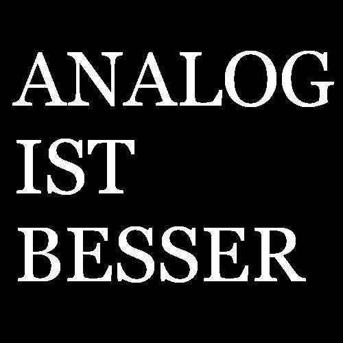 AnalogIstBesser's avatar