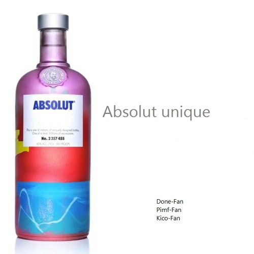 "Absolut- ""Weil's normal ist!"""