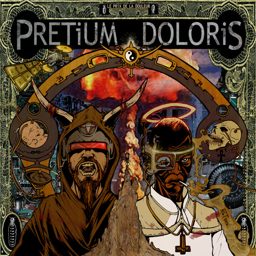 05 - Pretium Doloris Feat Dj Phak - Le Prix de la Douleur (Beat par Junior Makhno)