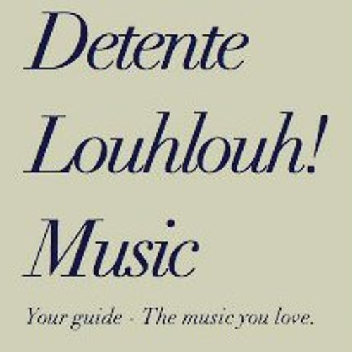 DetenteLouhlouh!music's avatar