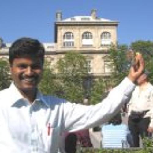Saravanan KV's avatar