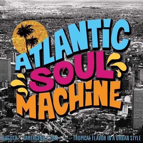 Atlantic SOUL Machine's avatar