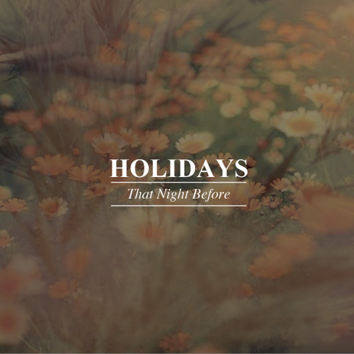 Holidays Official's avatar