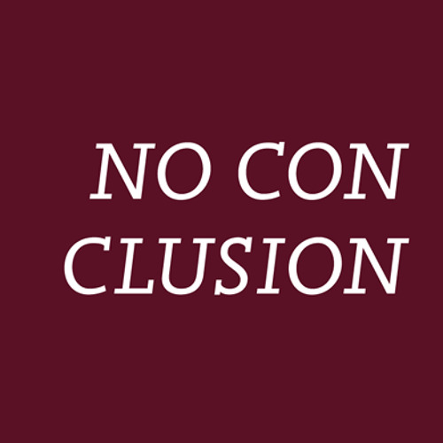 NO CONCLUSION's avatar