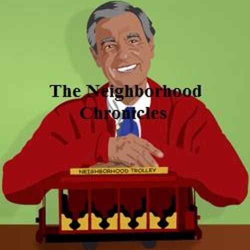 It's Mr. Rogers Hoe's avatar