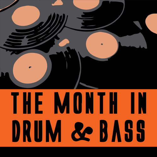 The Month in Drum & Bass #002 - April 2013 (mixed by Code)