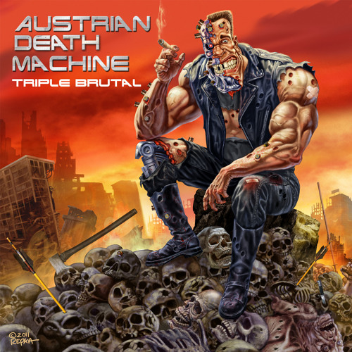 Austrian Death Machine's avatar