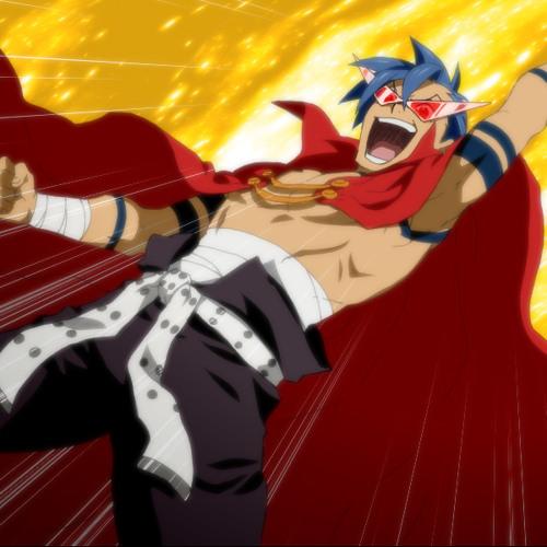 The Mighty Kamina's avatar