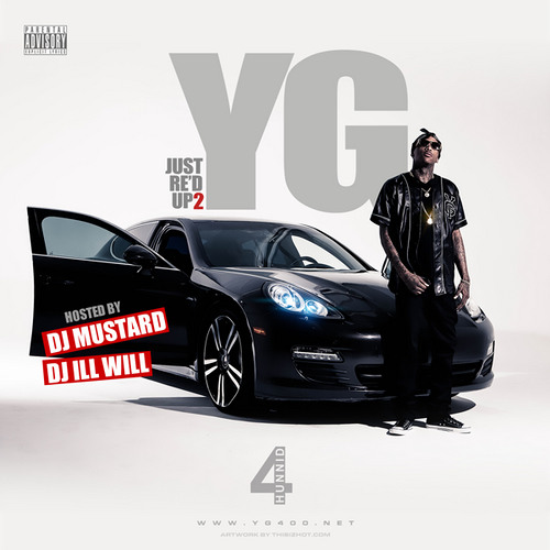 10. YG - I Wanna B Down
